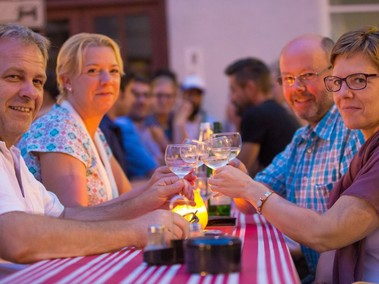 Weinfest, Foto: Andreas Ruf